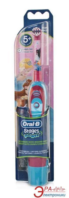 Электрическая зубная щетка Braun Oral-B DB 4.510 (для девочки)