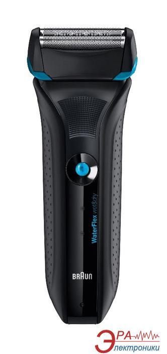 Электробритва Braun WaterFlex WF2S Black