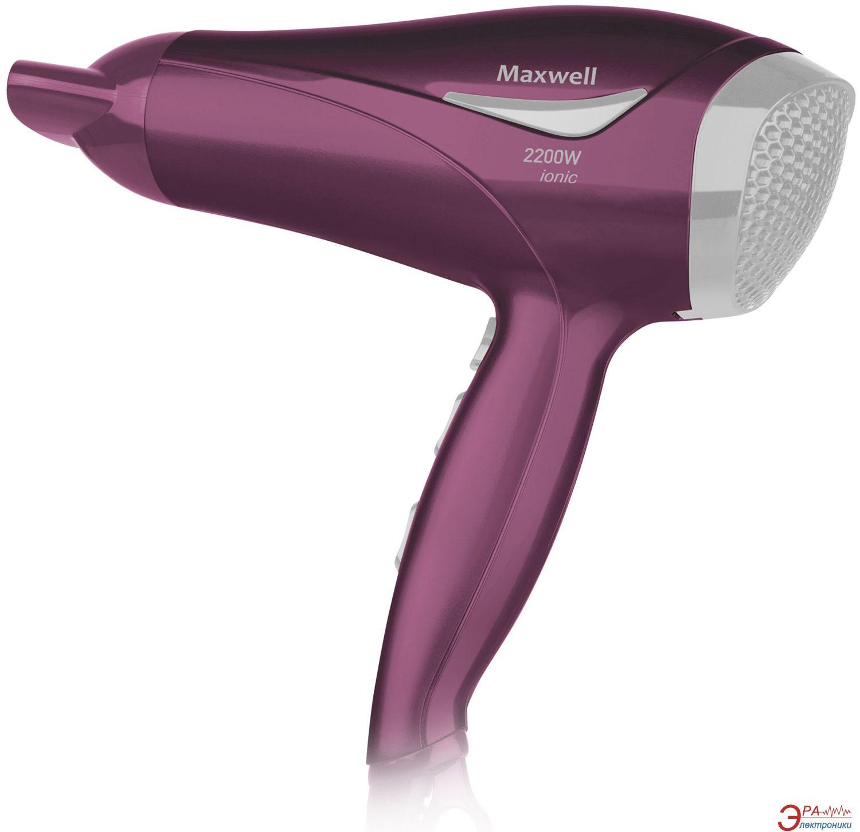 Фен Maxwell MW-2020 Violet