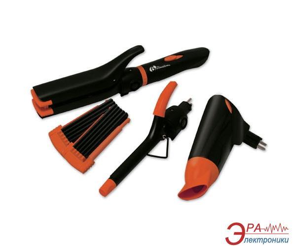 Набор (фен и выпрямитель) Binatone MHS-1105 Red