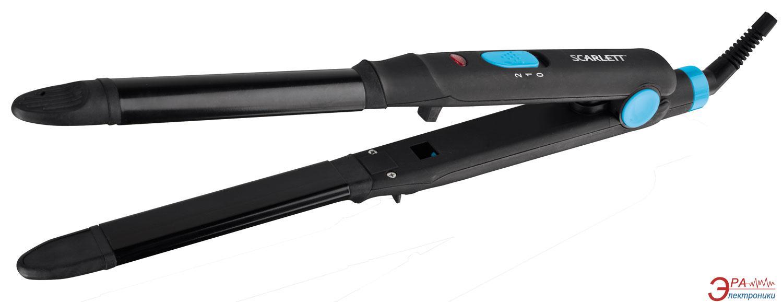 Выпрямитель для волос Scarlett SC-066 Black/Blue