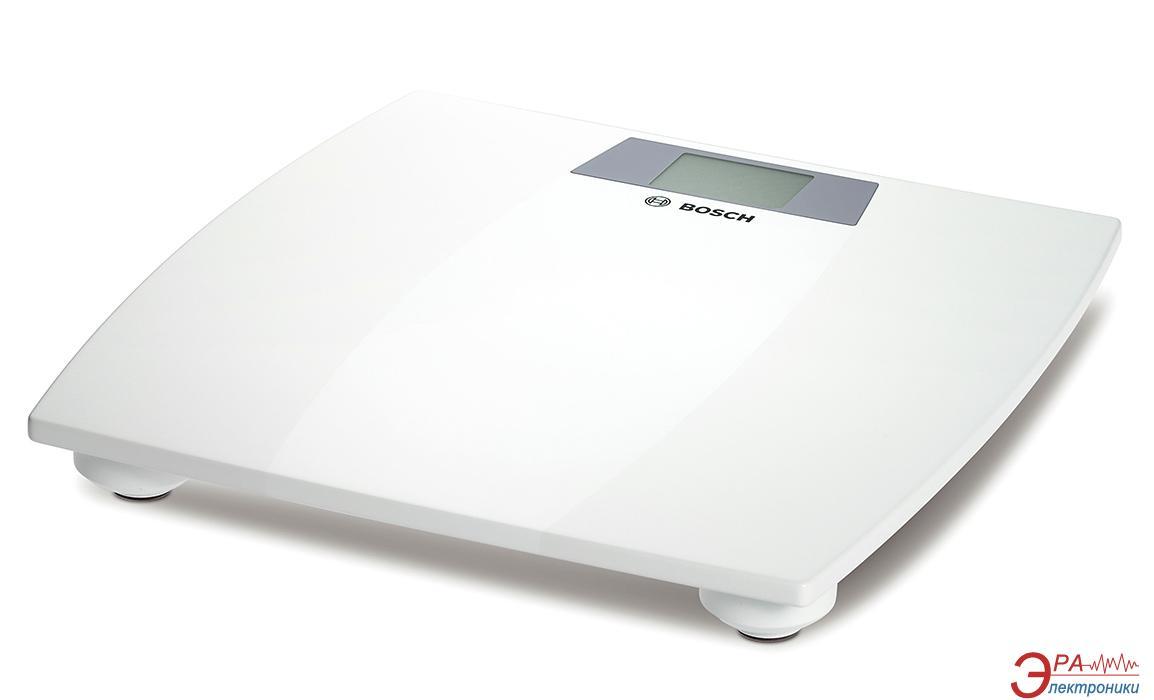 Весы напольные Bosch PPW3100