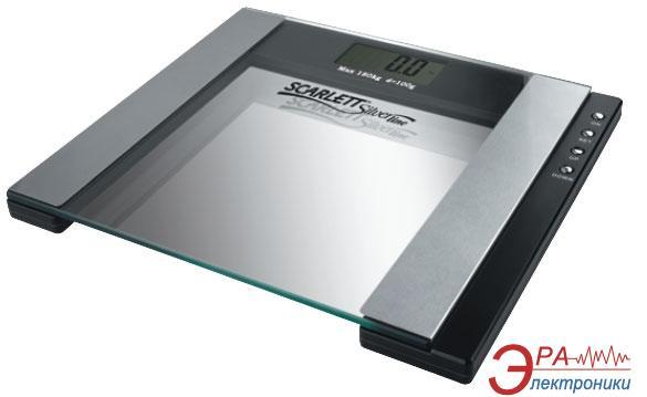 Весы напольные Scarlett SL-1558