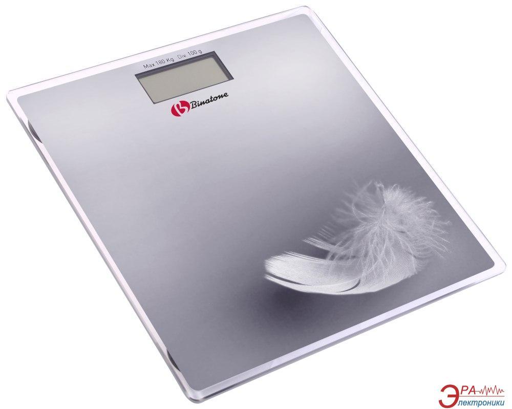 Весы напольные Binatone BS-8027