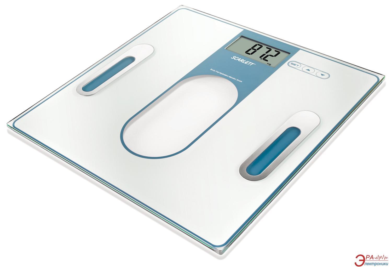 Весы напольные Scarlett SC-212 Blue