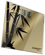 Весы напольные Scarlett SC-218 Gold