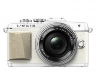 Цифровой фотоаппарат Olympus Pen E-PL7 14-42 mm Pancake Zoom Kit White (V205073WE001)