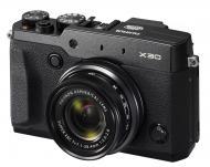 Цифровой фотоаппарат Fujifilm FinePix X30 Black (16437621)