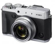 Цифровой фотоаппарат Fujifilm FinePix X30 Silver (16437750)