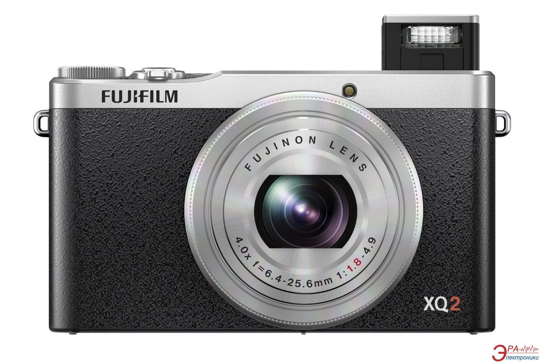 Цифровой фотоаппарат Fujifilm FinePix XQ2 Silver (16454863)