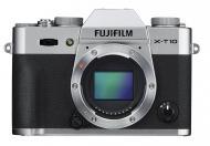 �������� ����������� Fujifilm X-T10 body Silver (16470312)