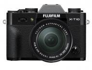 �������� ����������� Fujifilm X-T10 + XC 16-50mm Kit Black (16470697)