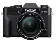 Цифровой фотоаппарат Fujifilm X-T10 + XF 18-55mm F2.8-4R Kit Black (16470881)