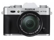 �������� ����������� Fujifilm X-T10 + XC 16-50mm Kit Silver (16471263)