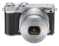 �������� ����������� Nikon 1 J5 +10-30mm PD-Zoom KIT Silver (VVA243K001)