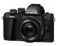 Цифровой фотоаппарат Olympus E-M10 mark II Pancake Zoom 14-42 Kit Black (V207052BE000)