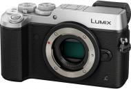 Цифровой фотоаппарат Panasonic DMC-GX8 Body Black\Silver (DMC-GX8EE-S)
