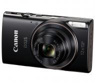Цифровой фотоаппарат Canon IXUS 285 HS Black (1076C008AA)