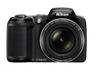 �������� ����������� Nikon Coolpix L340 Black (VNA780E1)