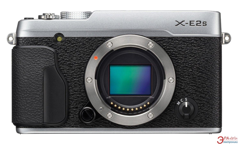 Цифровой фотоаппарат Fujifilm X-E2S + XF 18-55mm F2.8-4R Kit Silver (16499203)
