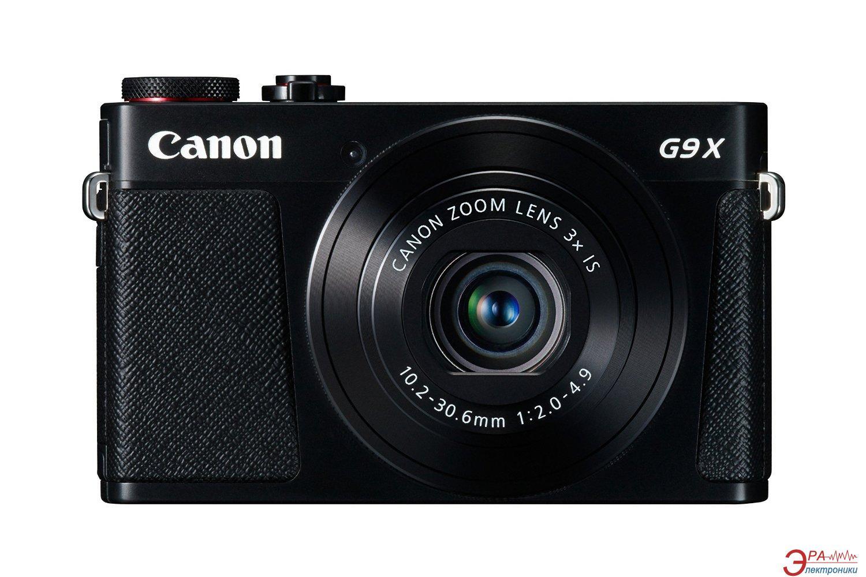 Цифровой фотоаппарат Canon PowerShot G9X Black (0511C012AA)