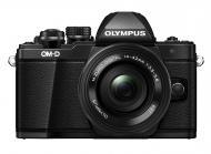 Цифровой фотоаппарат Olympus E-M10 mark II 14-42 Kit Black (V207051BE000)