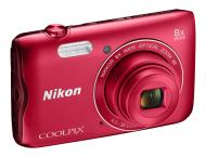 �������� ����������� Nikon Coolpix A300 Red (VNA963E1)
