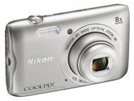 �������� ����������� Nikon Coolpix A300 Silver (VNA960E1)