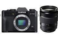 Цифровой фотоаппарат Fujifilm X-T10 + XF 18-135mm F3.5-5.6R Kit Black (16498041)