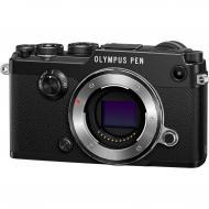 Цифровой фотоаппарат Olympus PEN-F Body Black (V204060BE000)