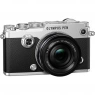 �������� ����������� Olympus PEN-F Pancake Zoom 14-42 Kit Black\Silver (V204061SE000)