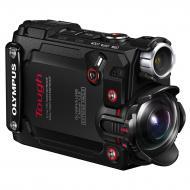Цифровой фотоаппарат Olympus TG-Tracker Black (V104180BE000)