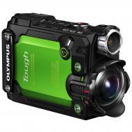 Цифровой фотоаппарат Olympus TG-Tracker Green (V104180EE000)
