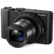 Цифровой фотоаппарат Panasonic LUMIX DMC-LX15 Black (DMC-LX15EEK)