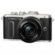Цифровой фотоаппарат Olympus E-PL8 14-42 mm Pancake Zoom Kit Black (V205082BE000)