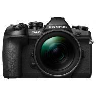 Цифровой фотоаппарат Olympus E-M1 mark II 12-40 Kit Black (V207061BE000)