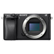 Цифровой фотоаппарат Sony Alpha 6300 body Black (ILCE6300B.CEC)