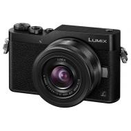 Цифровой фотоаппарат Panasonic DMC-GX800 Kit 12-32mm Black (DC-GX800KEEK)