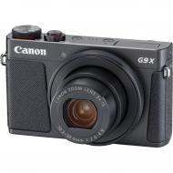Цифровой фотоаппарат Canon PowerShot G9XII Black (1717C013AA)