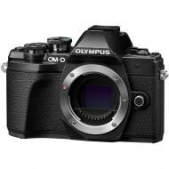 Цифровой фотоаппарат Olympus E-M10 mark III Body Black (V207070BE000)