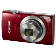 Цифровой фотоаппарат Canon IXUS 185 Kit + сумка Red (1809C012)