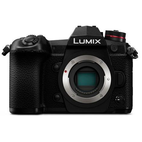 Цифровой фотоаппарат Panasonic DMC-G9 Body Black (DC-G9EE-K)
