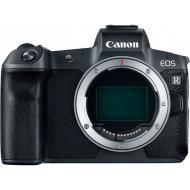 Цифровой фотоаппарат Canon EOS R Body + MT adapter (EF-EOS R) Black (3075C066AA)