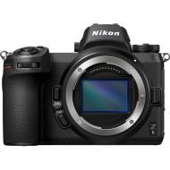 Цифровой фотоаппарат Nikon Z6 body Black (VOA020AE)