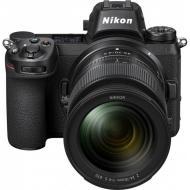 Цифровой фотоаппарат Nikon Z 6 + 24-70 f4 Kit Black (VOA020K001)