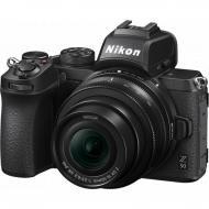 Цифровой фотоаппарат Nikon Z50 + 16-50mm VR + FTZ Black (VOA050K004)