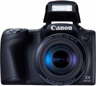 Цифровой фотоаппарат Canon Powershot SX410 IS Black (0107C012)