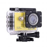 Экшн камера SJCAM SJ5000 Yellow