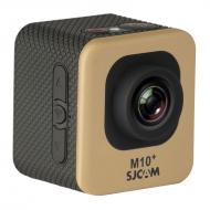Экшн камера SJCAM M10 Plus 2K WiFi Waterproof Gold