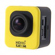 Экшн камера SJCAM M10 WiFi Yellow